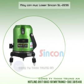 Máy cân bằng Lazer tia xanh Sincon SL-223G