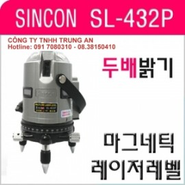 Máy cân cos laser 8 tia Sincon SL-432P