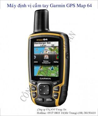 Máy định vị GPS Garmin Map 62