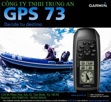 Máy Garmin GPS 73