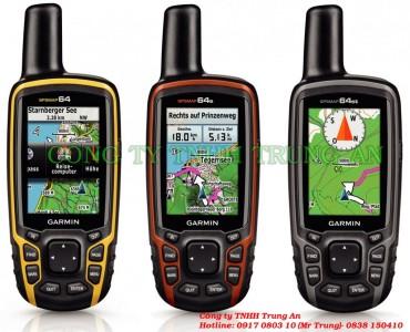 Máy định vị GPS Garmin Map 62SC