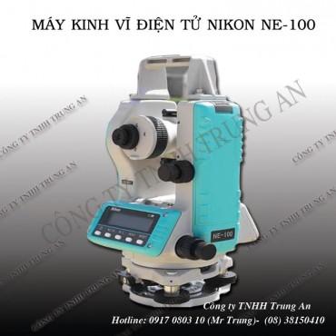 Máy kinh vĩ điện tử Nikon NE-100 (Mới 95%)