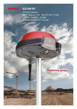 Máy định vị GPS Pentax G3100-R2 2 tần số