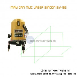 Máy cân cốt laser tia xanh Sincon SV-5G
