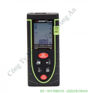 Thước đo khoảng cách laser giá rẻ Sndway SW-M40