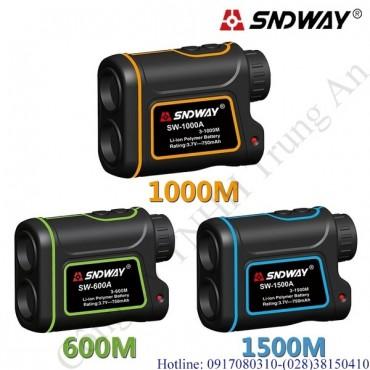 Ống nhòm đo khoảng cách giá rẻ Sndway SW-1500A