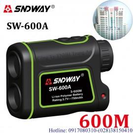 Ống nhòm đo khoảng cách Trung Quốc giá rẻ Sndway SW-600A