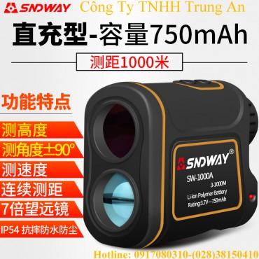 Ống nhòm đo khoảng cách Sndway SW-1000A (TQ)