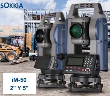 Máy toàn đạc điện tử SOKKIA iM-55