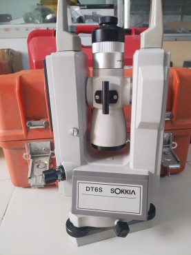 Máy kinh vĩ điện tử Sokkia DT6S