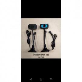 Webcam chân cao có mic