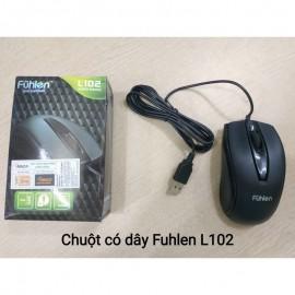 Chuột vi tính có dây L102