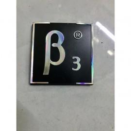 Tem loa nhựa cứng b3, giá 1 cặp(2 chiếc )