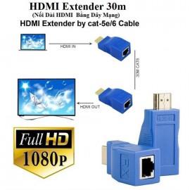 Bộ HDMI to Lan 30m 1.1