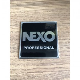 Tem loa nhựa dẽo NEXO, giá 1 cặp (2 chiếc )