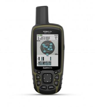 Máy định vị vệ tinh Garmin GPSMAP 65s