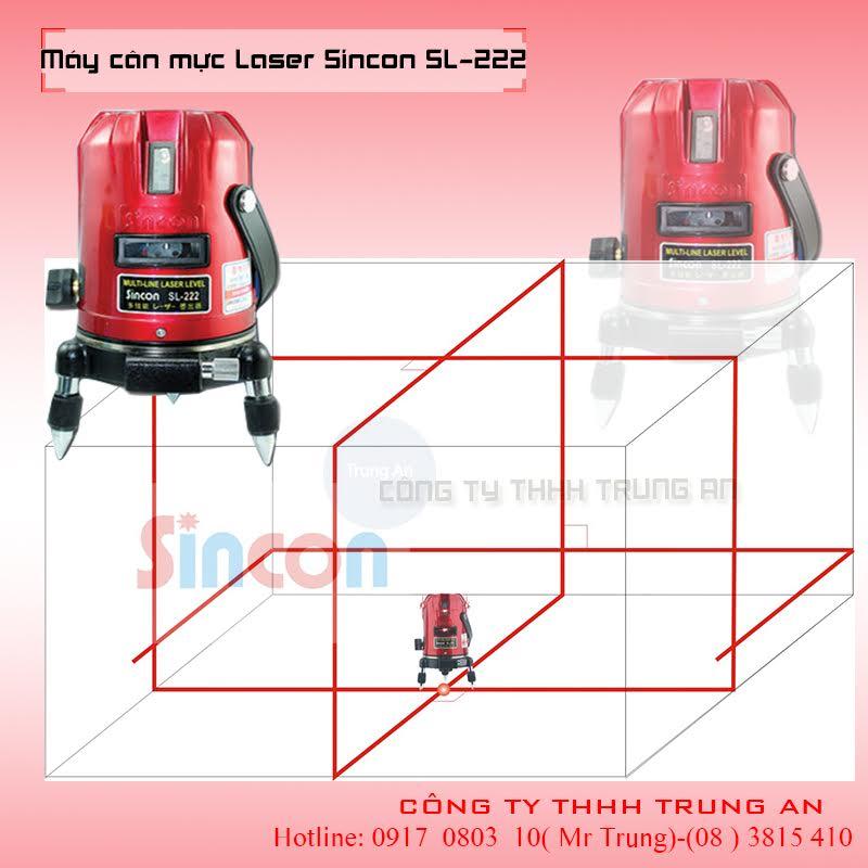 Máy cân mực Laser Sincon SL-222