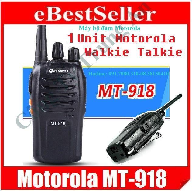 Máy bộ đàm Motorola MT-918
