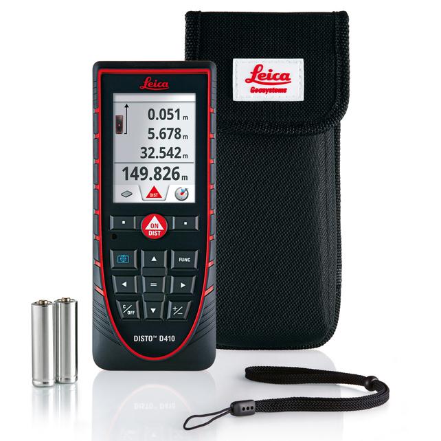 Máy laser đo khoảng cách Leica Disto 410 (BH 3 năm)
