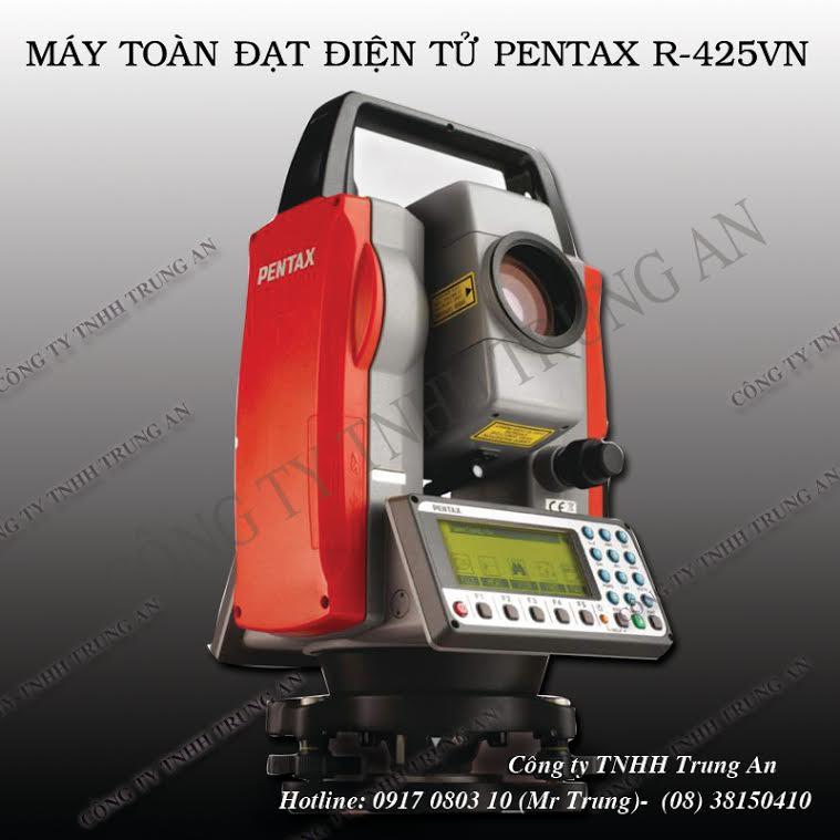 Máy toàn đạc điện tử Pentax R-425VN