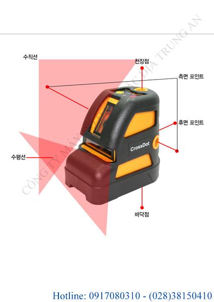 Máy laser cân mực nước Sincon SL-7